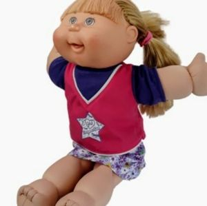 Play along Cabbage Patch doll Xavier Robert's 2004